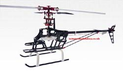 ARK-4016 X-450XL CCPM EP Helicopter ARF